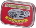 LA QUIBERONNAISE: SARDINES OLIVE 1/6