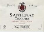 DOMAINE BELLAND SANTENAY CHARMES ROUGE  2014