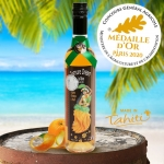 TAMURE RHUM DREAM TAHITI LIQUEUR D'ORANGE 45° 50 cl