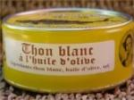 LA QUIBERONNAISE: THON BLANC OLIVE 1/10
