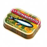 LA QUIBERONNAISE: SARDINES à l'huile d'olive et algues 1/6