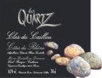 CLOS DU CAILLOU LES QUARTZ 2014