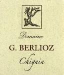 DOMAINE GILLES BERLIOZ CHIGNIN2011