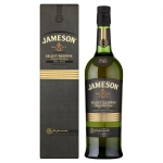 JAMESON BLACK BARREL Blenbed Pot Still Whiskey