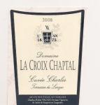 DOMAINE LA CROIX CHAPTAL CUVEE CHARLES 2013