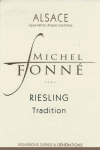 DOMAINE FONNE RIESLING TRADITION 2017