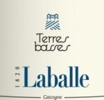 LABALLE TERRES BASSES BLANC 2016
