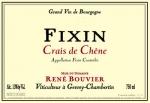 DOMAINE RENE BOUVIER FIXIN CRAIS DE CHENE 2015