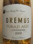 OREMUS 5 PUTTONYOS 2000