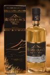 ROZELIEURES SINGLE MALT TOURBE 46°