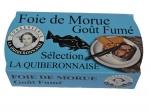 LA QUIBERONNAISE: FOIE DE MORUE GOUT FUME 1/6