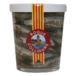 FILETS ANCHOIS AU SEL COLLIOURE ROQUE 180G