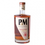 P&M WHISKY DE CORSE SINGLE MALT SIGNATURE 42°