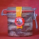 FILETS ANCHOIS AU SEL COLLIOURE ROQUE 350g