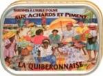 LA QUIBERONNAISE: SARDINES AUX ACHARDS 1/6