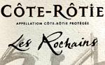 DOMAINE BONNEFOND COTE ROTIE LES ROCHAINS 2017