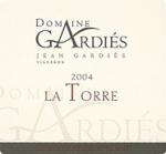 LA TORRE 2008 DOMAINE GARDIES