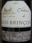 CHATEAU DE BOIS BRINCON S.G.N 50cl 2003