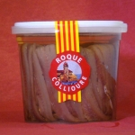 FILETS ANCHOIS HUILE COLLIOURE ROQUE 350g